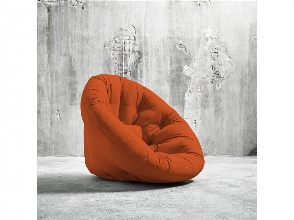 Futonsessel Karup NEST 110x220cm Orange (738)