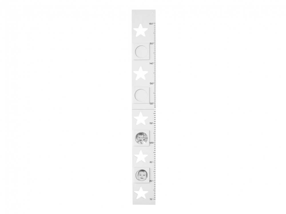 Kids Concept Kinder-Messlatte STAR 70 cm bis 160 cm