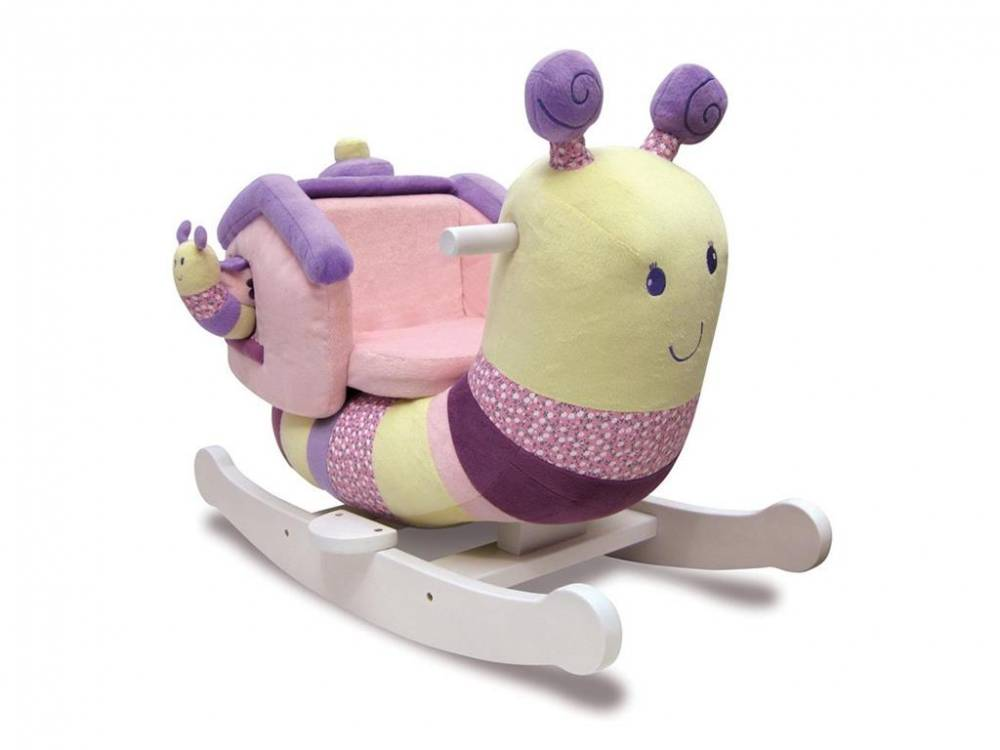 Little Bird told me, Schaukel Schnecke