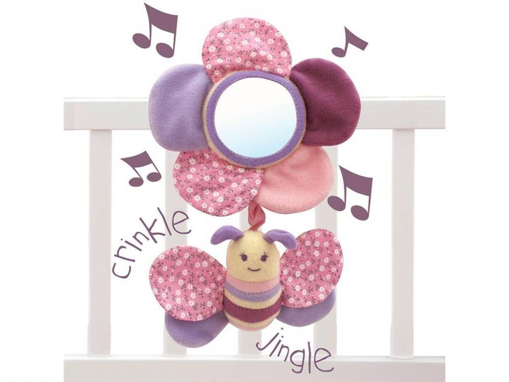 Little Bird told me, Spieluhr Schmetterling