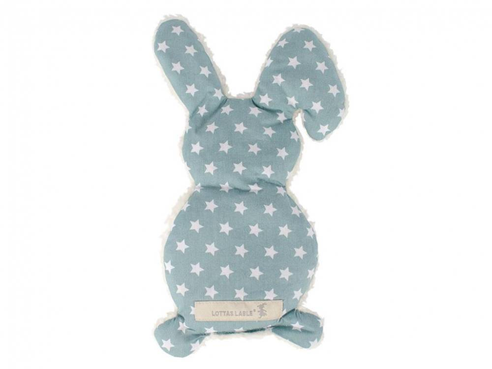 Lottas Lable® Wärmekissen Hase, Star Aquamarine