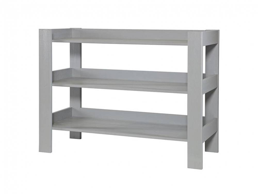Regal Beton Grau Kiefer, TV Board, Jamie Woood