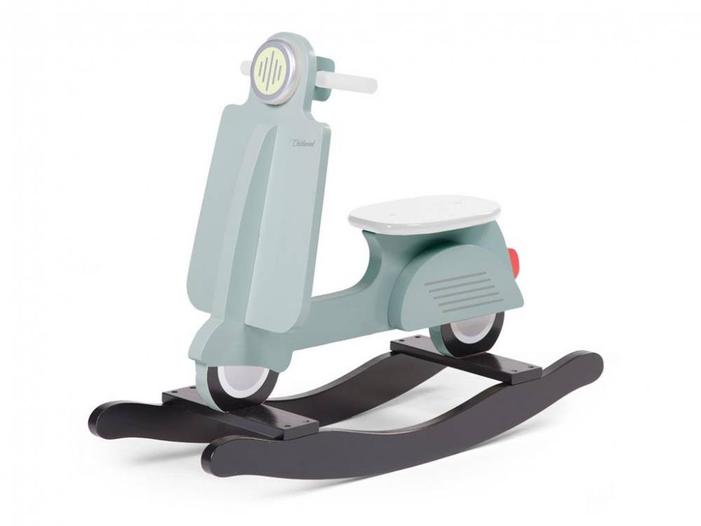 Schaukel Scooter Mint Blue, Childhome