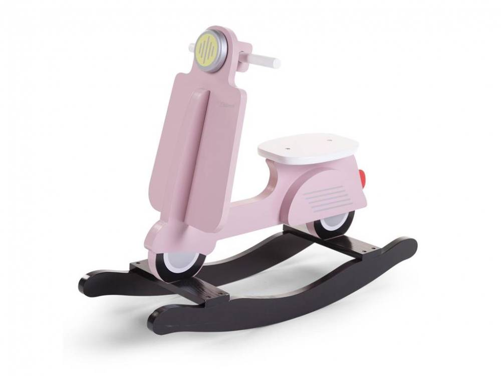 Schaukel Scooter Rosa, Childhome