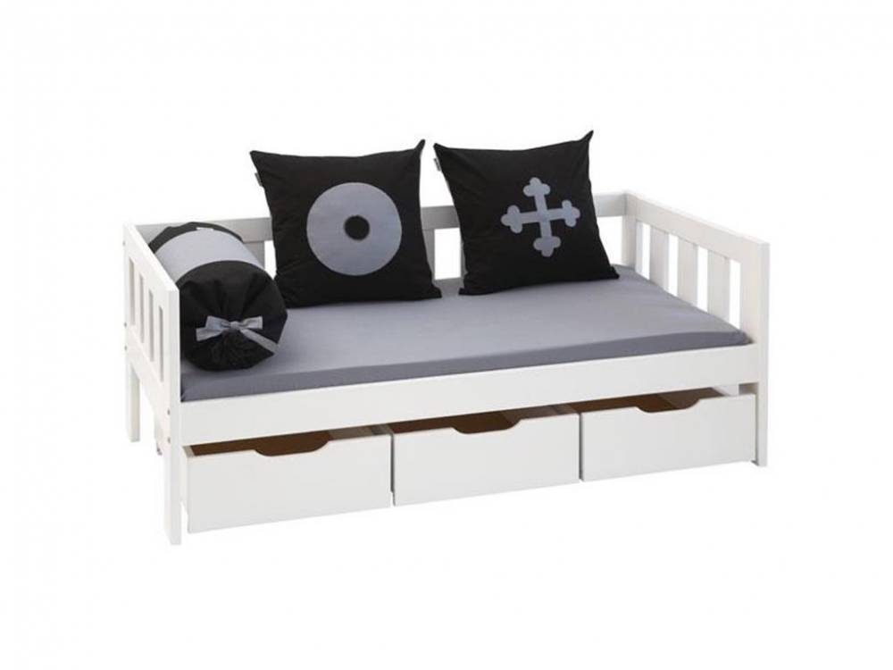 hoppekids schaumstoffmatratze hoppekids 70x160cm. Black Bedroom Furniture Sets. Home Design Ideas