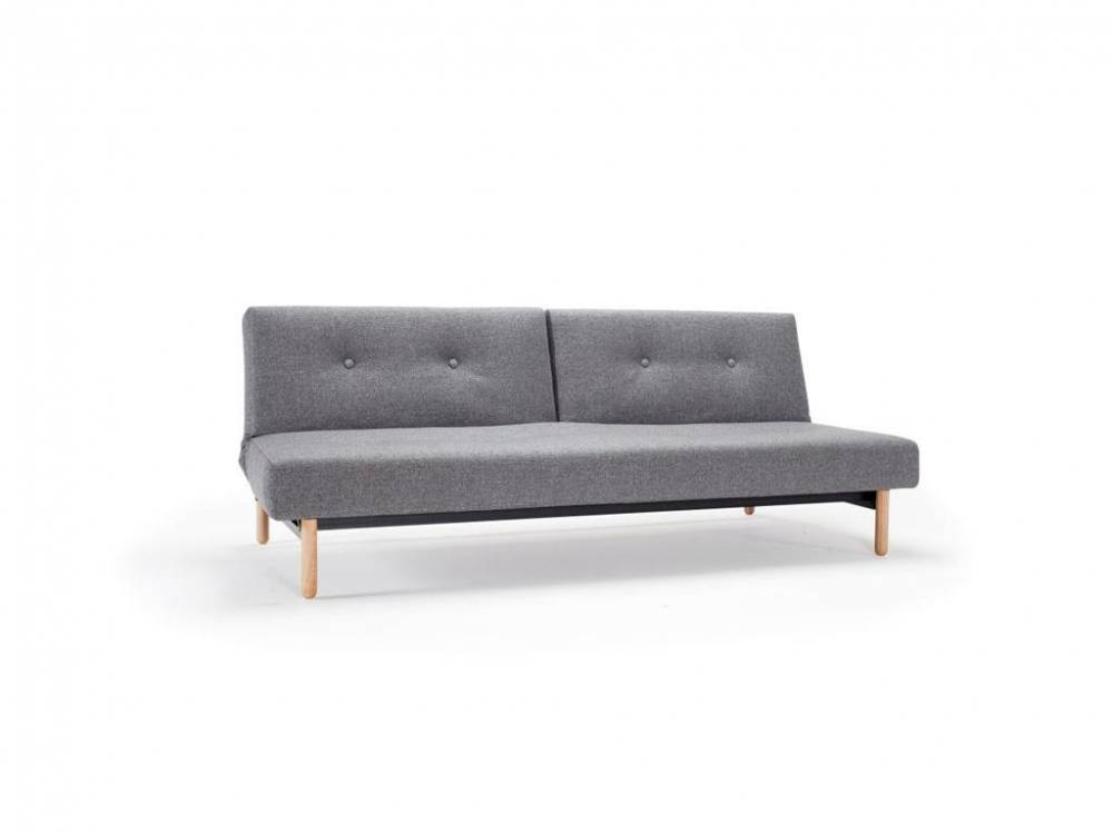 Schlafsofa Asmund, Grey, Innovation