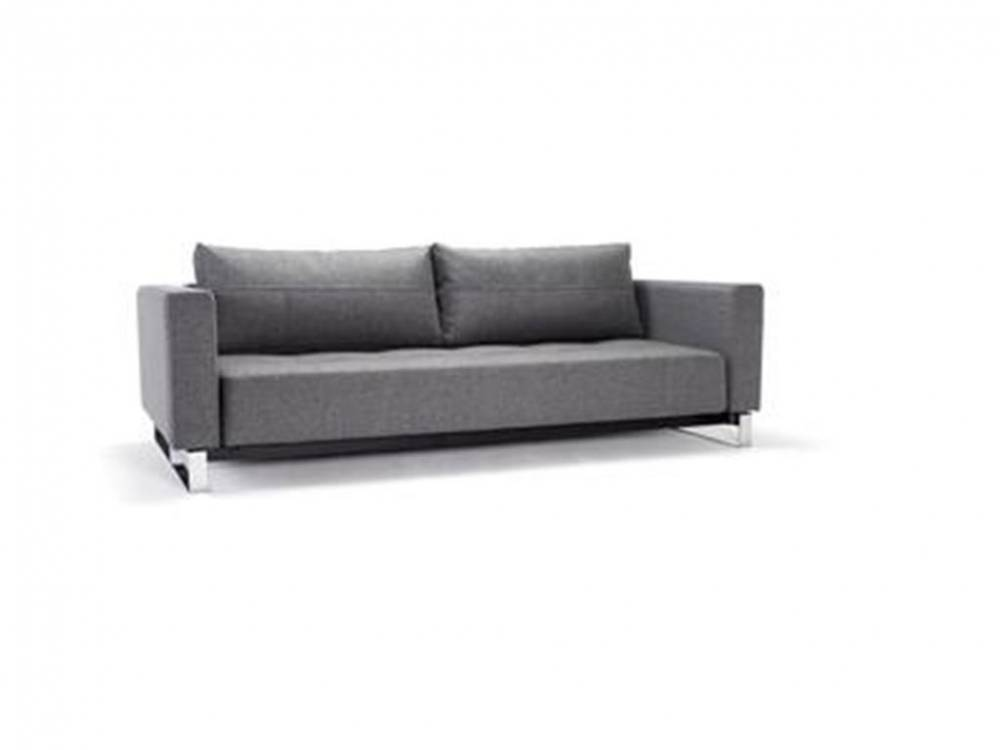 Schlafsofa Cassius Deluxe Excess Lounger, Grey, Innovation