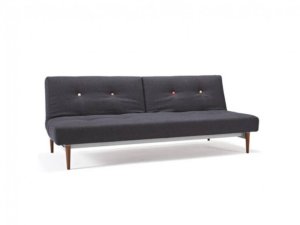 Schlafsofa Fiftynine, Schwarz, Innovation