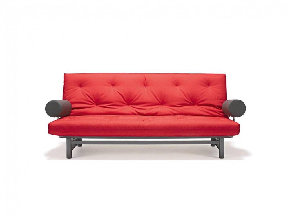 Schlafsofa Fuji Classic-Kyoto in Rot, Innovation