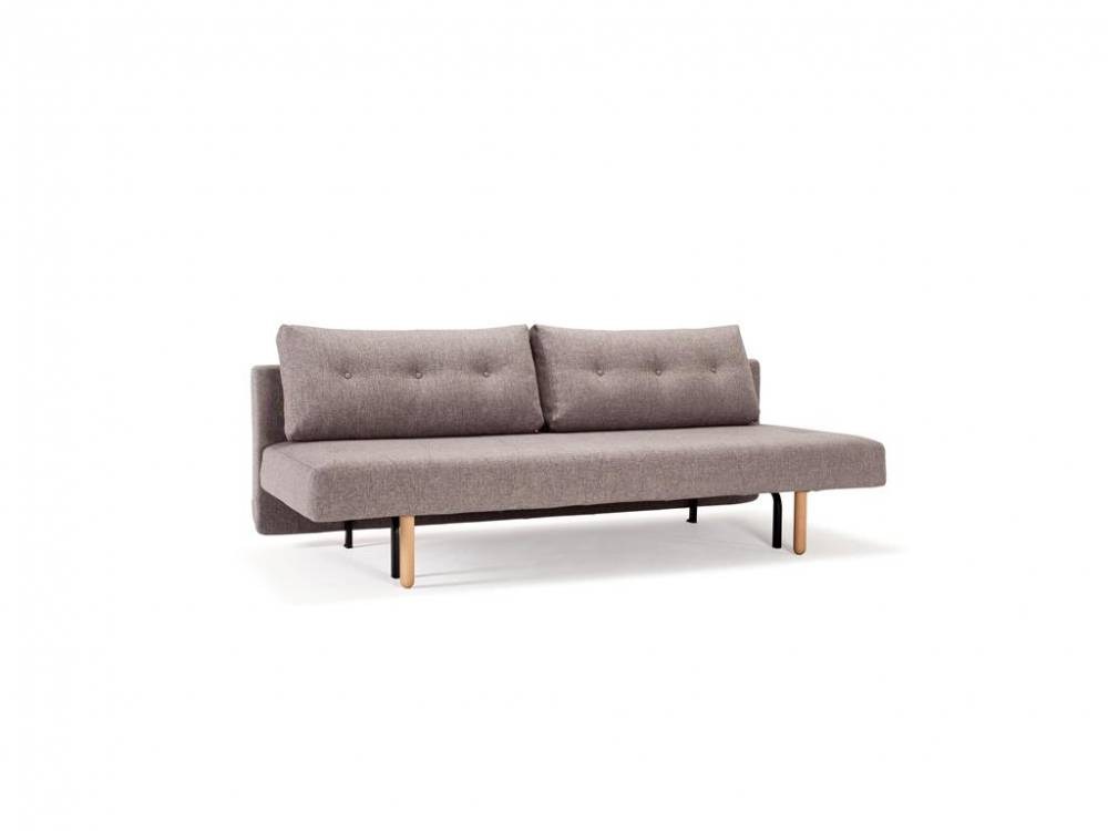 Schlafsofa Rhomb, Grey, Innovation