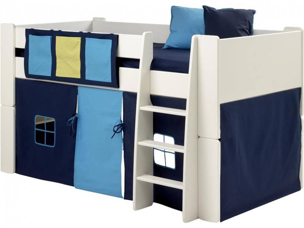 steens vorhang blau f r hochbett steens for kids. Black Bedroom Furniture Sets. Home Design Ideas
