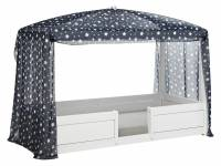 Betthimmel für 4 in 1 Bett Blue Star, Lifetime Original