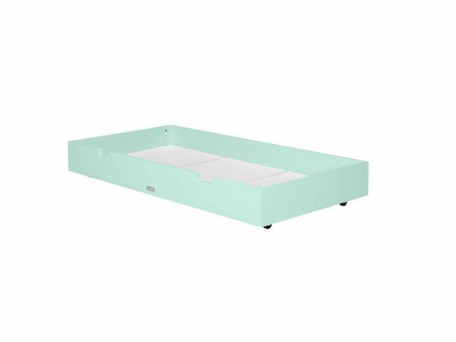 Mix & Match | Romy | Jonne Bettschublade Mix & Match 70x150cm für Juniorbett Mint