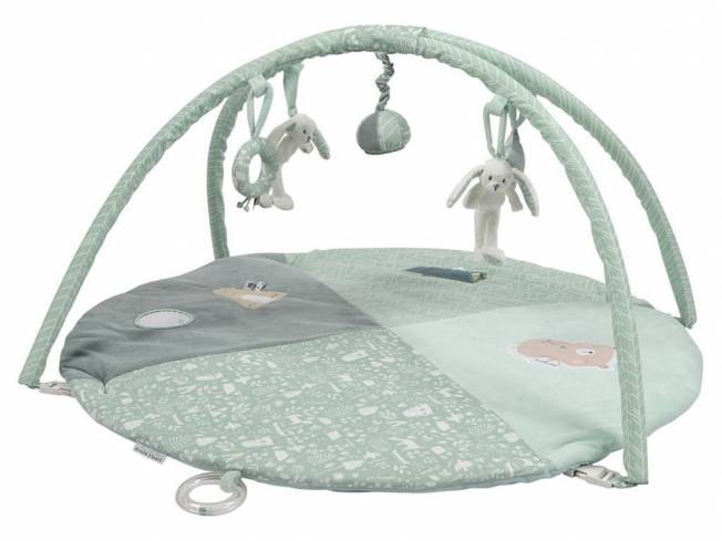 Adventure Activity Baby Gym Mint