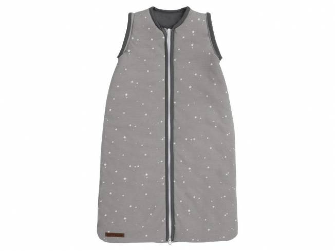 Little Stars Schlafsack Sommer 90cm Grey