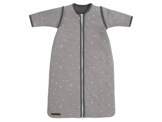 Little Stars Schlafsack Winter 70cm Grey