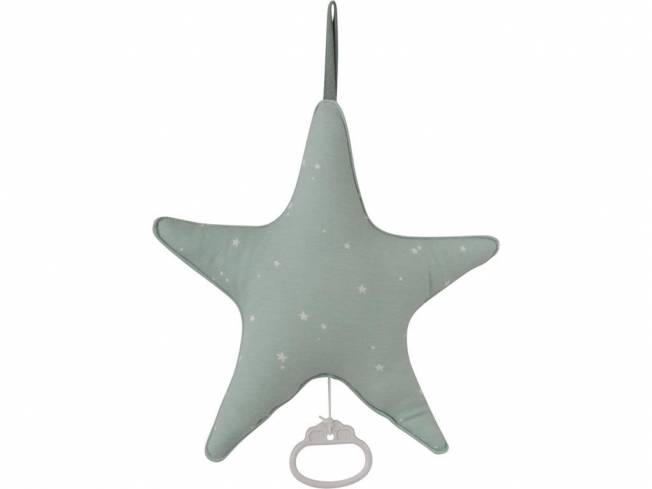 Little Stars Spieluhr Mint