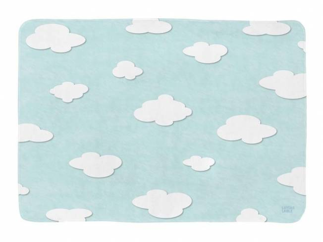 Spielteppich SOFTIE Cloud Türkis/Mint 130x190cm