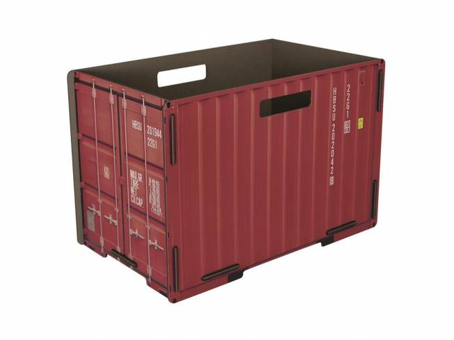 Spielzeugkiste Container Rot Universal Box