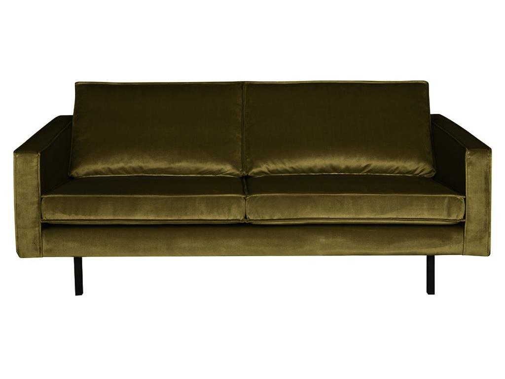 bepurehome rodeo sofa samt olive 2 5 sitzer. Black Bedroom Furniture Sets. Home Design Ideas