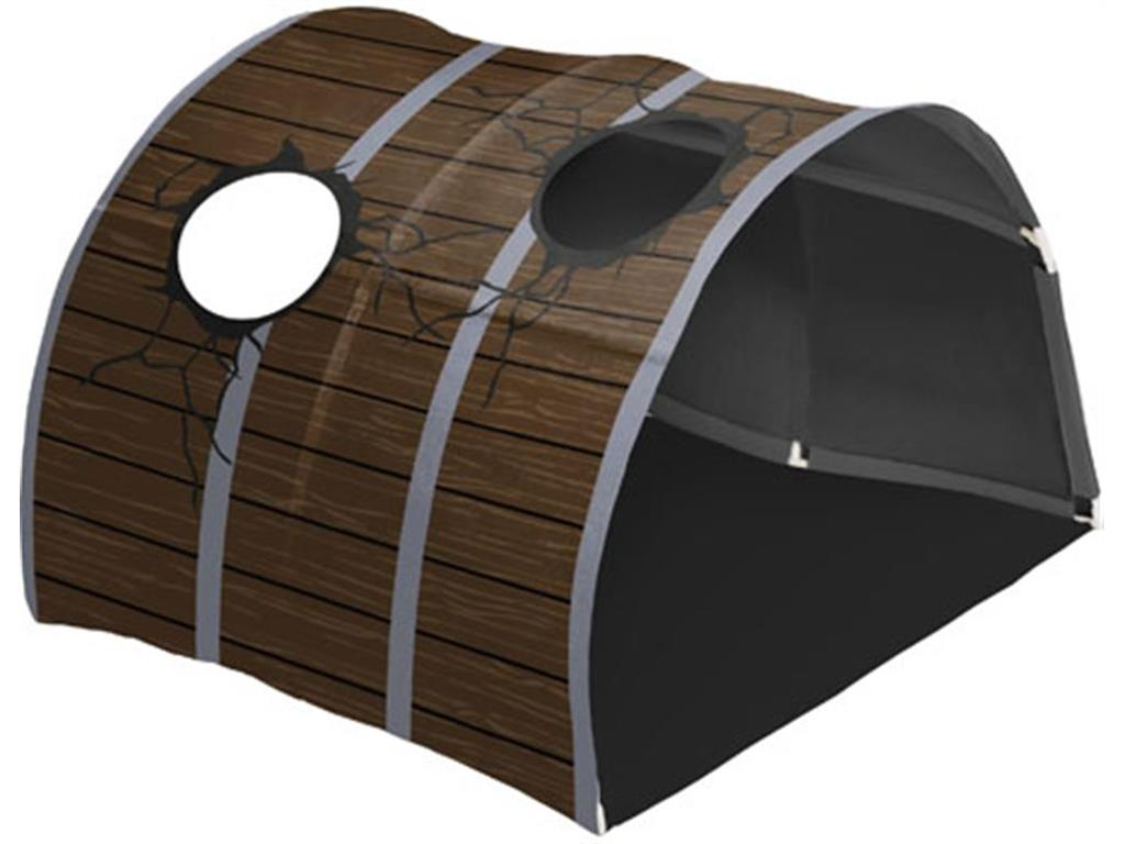 flexa pirate betttunnel spieltunnel pirat. Black Bedroom Furniture Sets. Home Design Ideas