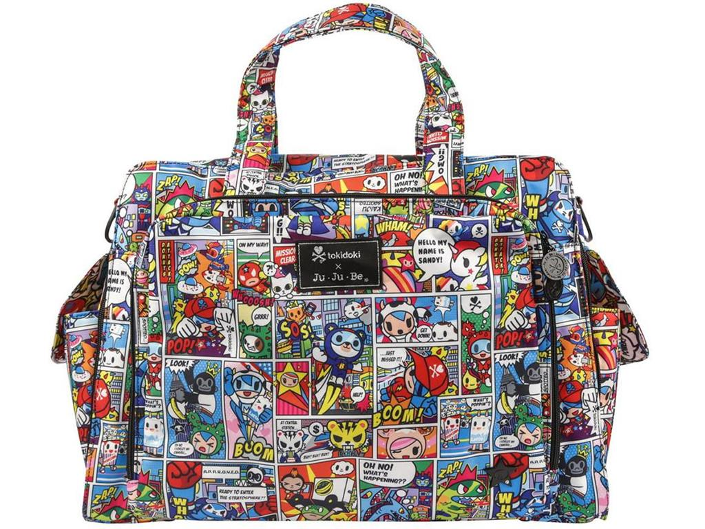 JU-JU-BE Tokidoki Wickeltasche Be Prepared - Su...