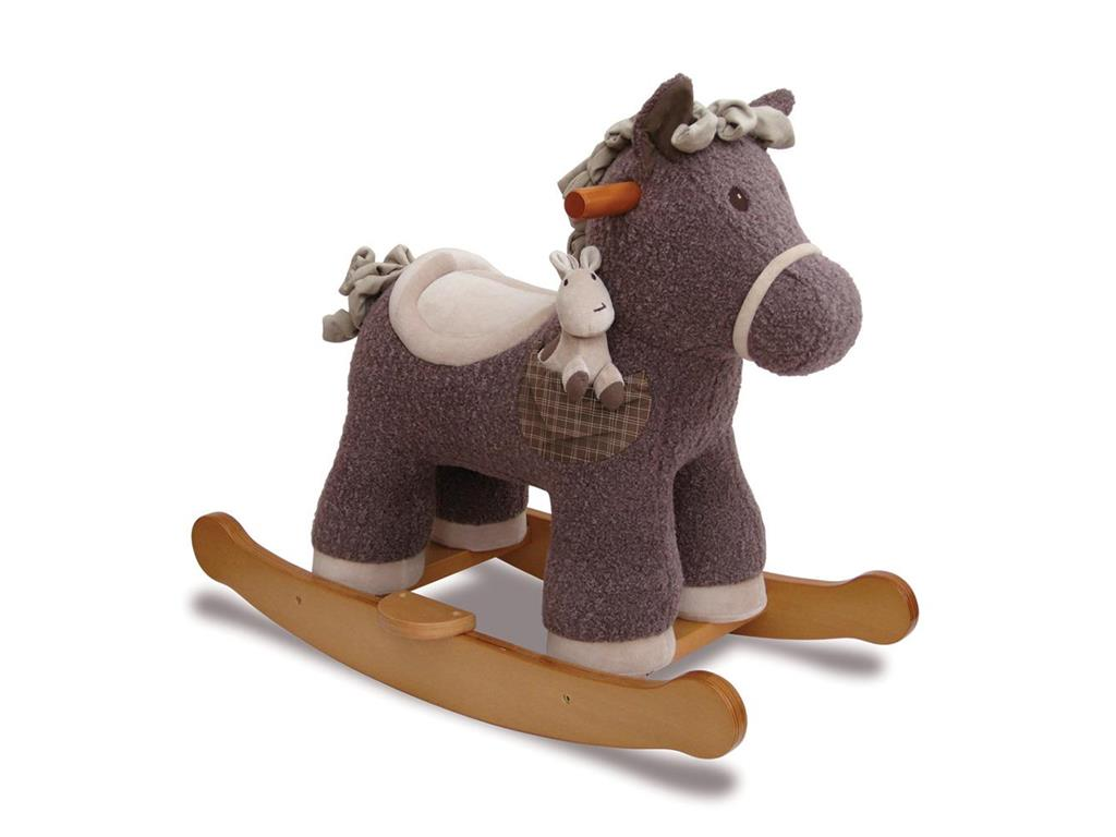 Little Bird told me, Bobble & Pip Rocking Horse...