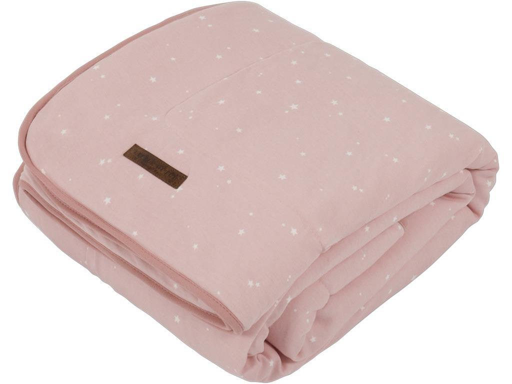 LITTLE DUTCH Little Stars Decke Pure&Soft Pink ...