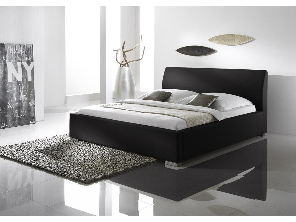meise m bel alto polsterbett comfort schwarz. Black Bedroom Furniture Sets. Home Design Ideas