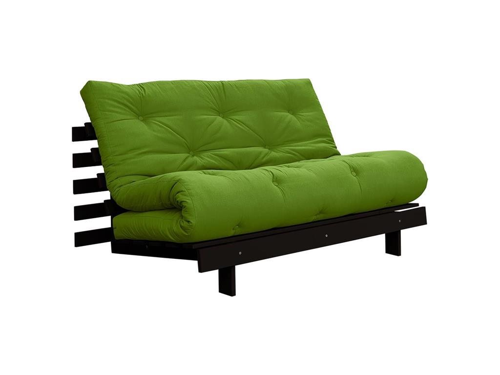 karup sofa gestell 160cm roots ohne matratze. Black Bedroom Furniture Sets. Home Design Ideas