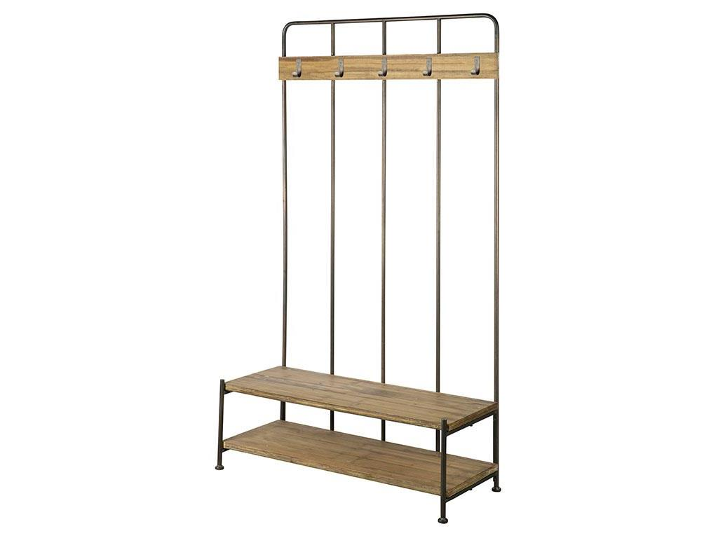 haken f r garderobe haken f r garderobe mit stangen bis 28mm durchmesser songmics h he 187 cm. Black Bedroom Furniture Sets. Home Design Ideas