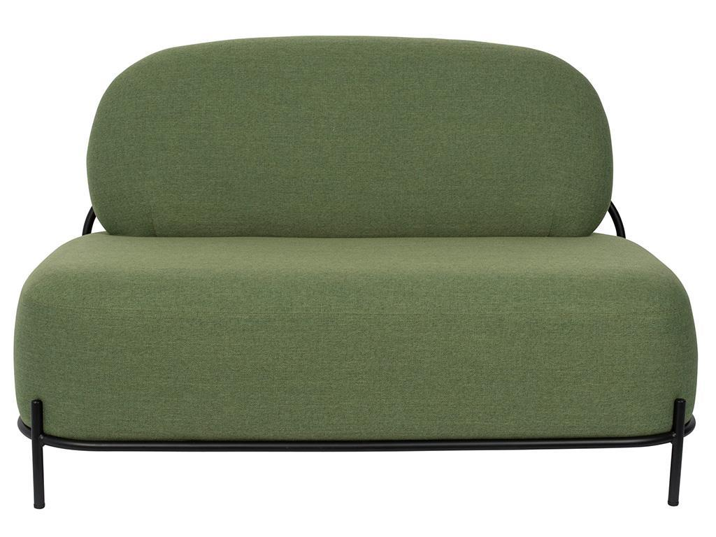 WHITE LABEL LIVING Polly Lounge Sofa Green 3200161