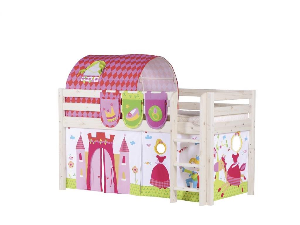 Flexa Prinzessin Betttunnel Spieltunnel 123moebel De