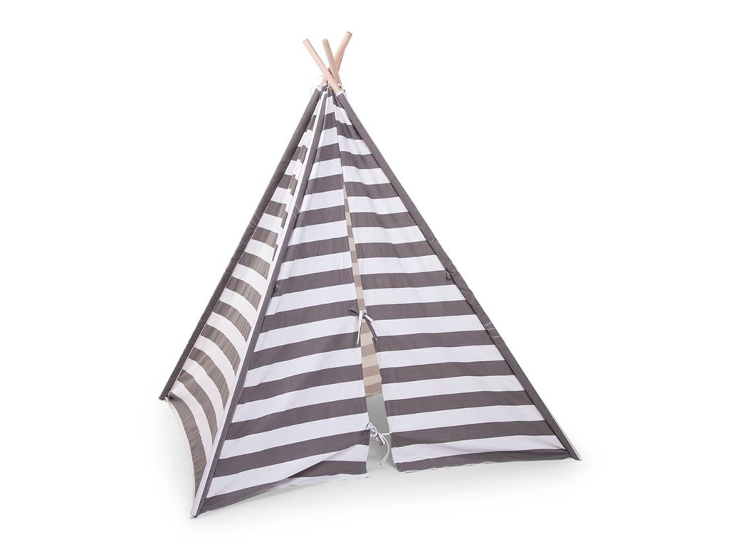 childhome kinderzelt kinder tipi indoor zelt. Black Bedroom Furniture Sets. Home Design Ideas