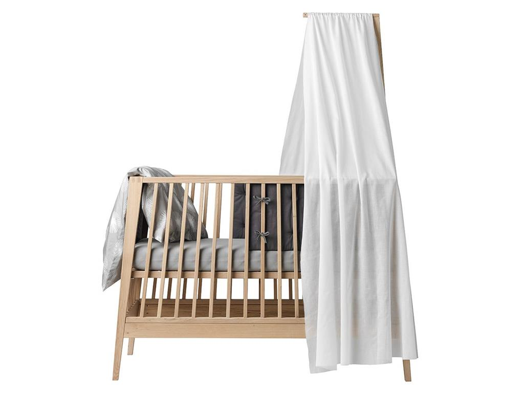 linea by leander himmel f r babybett linea by leander. Black Bedroom Furniture Sets. Home Design Ideas