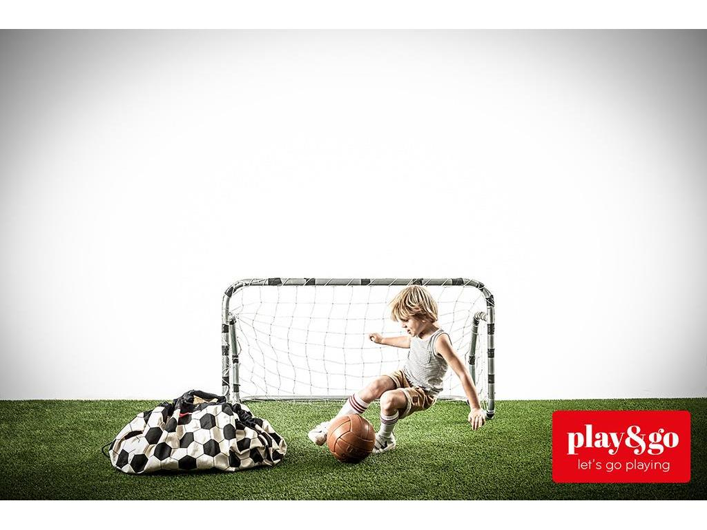 play go spielzeugsack spielmatte 140cm football. Black Bedroom Furniture Sets. Home Design Ideas