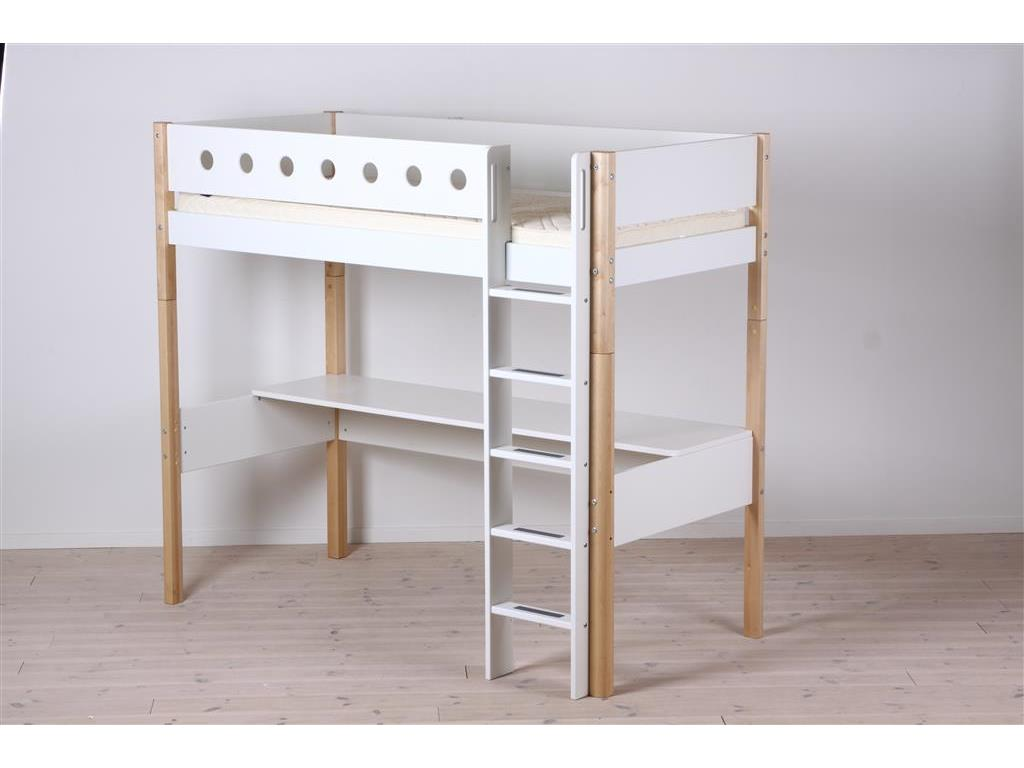 flexa schreibtischplatte f r hochbett flexa white. Black Bedroom Furniture Sets. Home Design Ideas