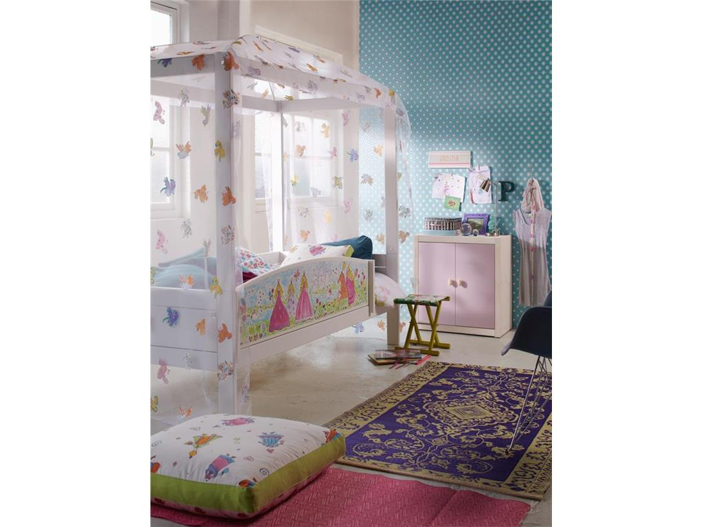 lifetime kidsroom sitzkissen prinzessin gro 68x68cm lifetime original. Black Bedroom Furniture Sets. Home Design Ideas