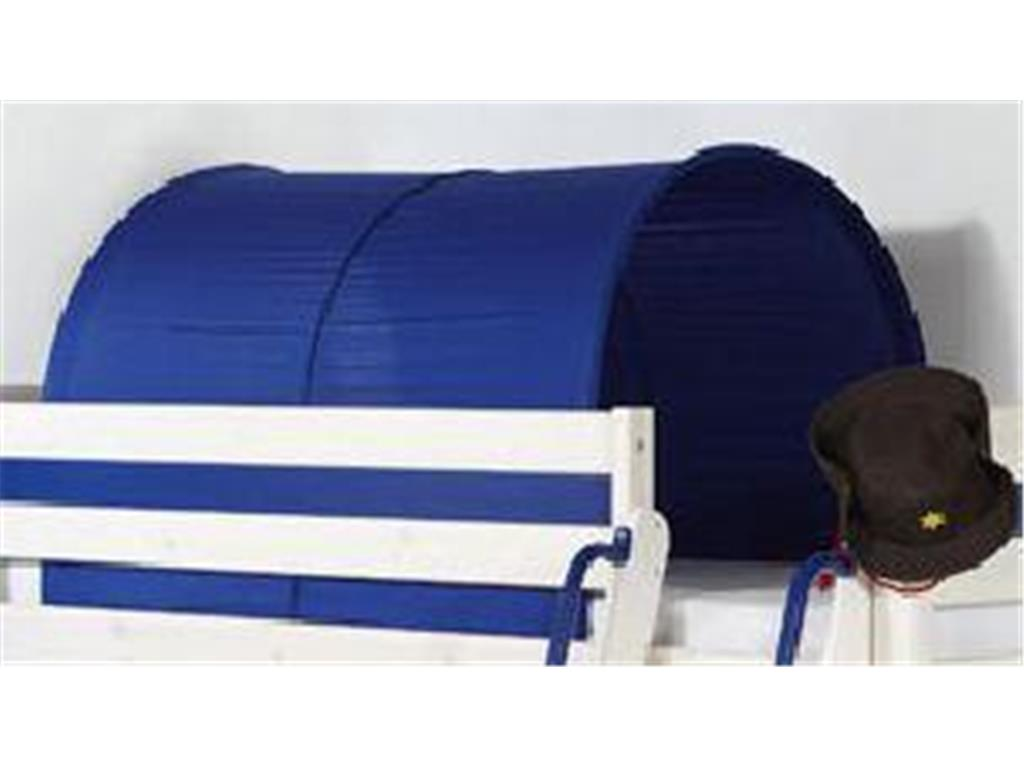 flexa basic betttunnel blau f r kinderbett. Black Bedroom Furniture Sets. Home Design Ideas