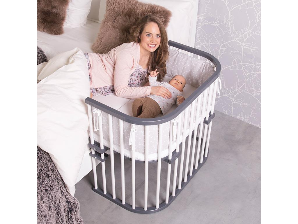 babybay tobi babybay maxi beistellbett buche auch f r zwillinge geeignet. Black Bedroom Furniture Sets. Home Design Ideas